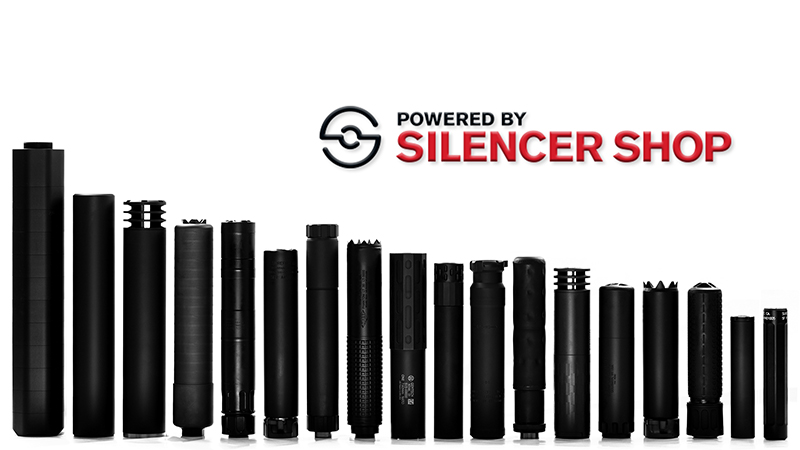 Powered by Silencershop